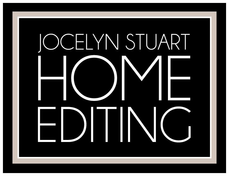 Jocelyn Stuart Home Editing